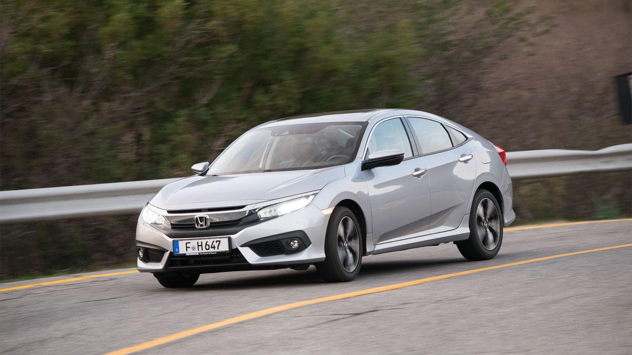 Honda Civic 1.6 i-DTEC: nuevo motor Diesel para el modelo compacto de Honda.