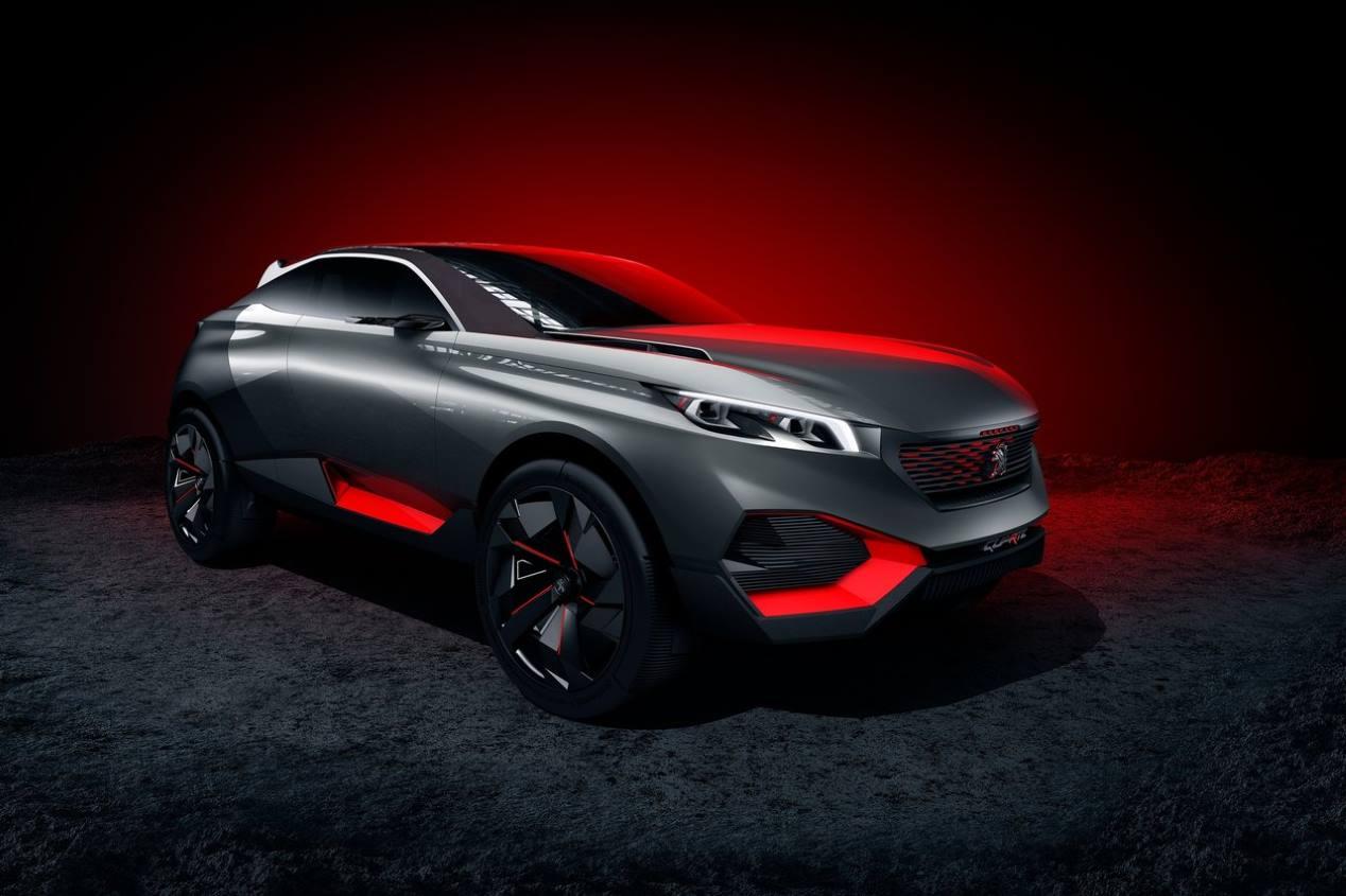 Peugeot 4008: un nuevo SUV coupé como rival de futuros Seat, Tiguan, Sportage...