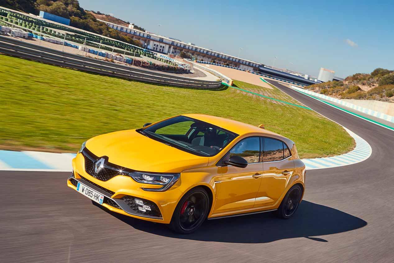 Probamos el Renault Mégane R.S. 2018: eficaz y deportivo