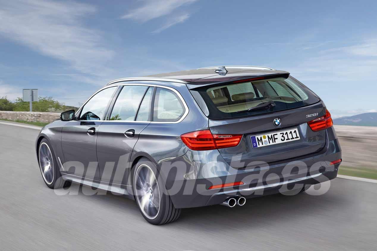 BMW Serie 3 2019: las fotos de la nueva berlina