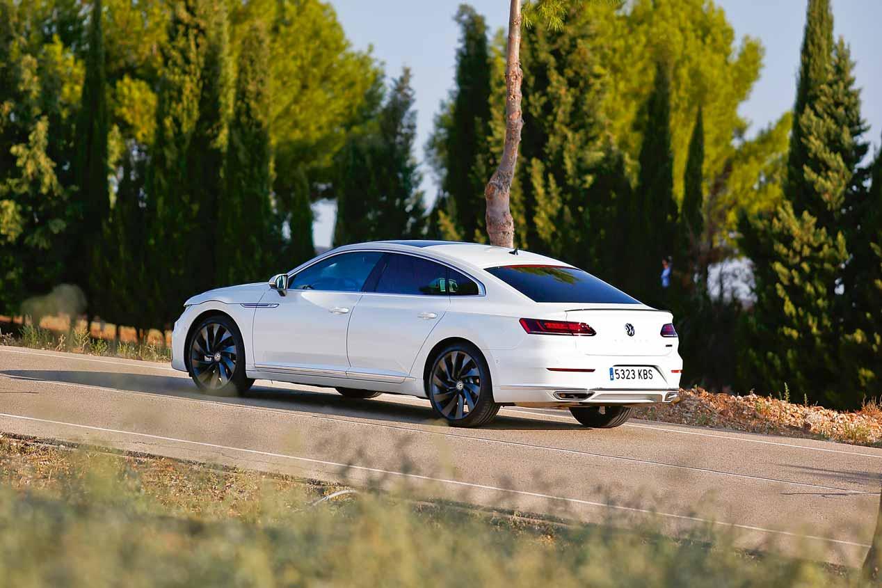 Probamos el Volkswagen Arteon 2.0 TSi 280 CV 4Motion
