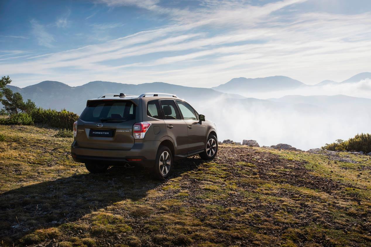 Subaru Forester 2018, renovación tecnológica