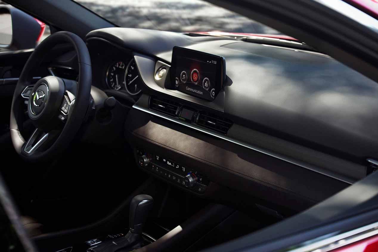 Mazda 6 Wagon 2018: el nuevo familiar, en el Salón de Ginebra