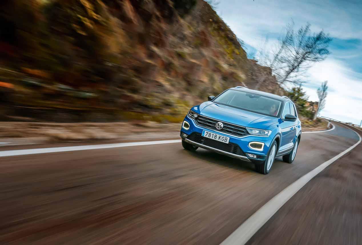 Probamos el VW T-Roc 1.0 TSi de gasolina