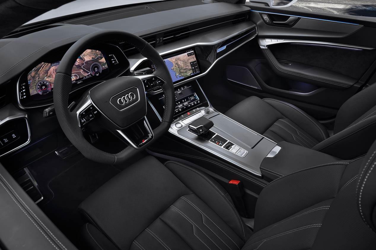 Nuevo Audi A7 Sportback: ¡por fin lo probamos!