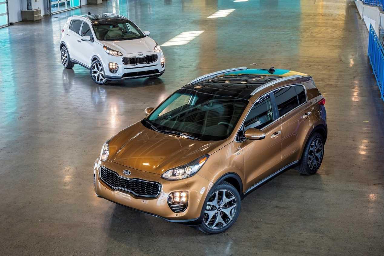 El Kia Sportage se actualizará en 2019 con versiones más eficientes