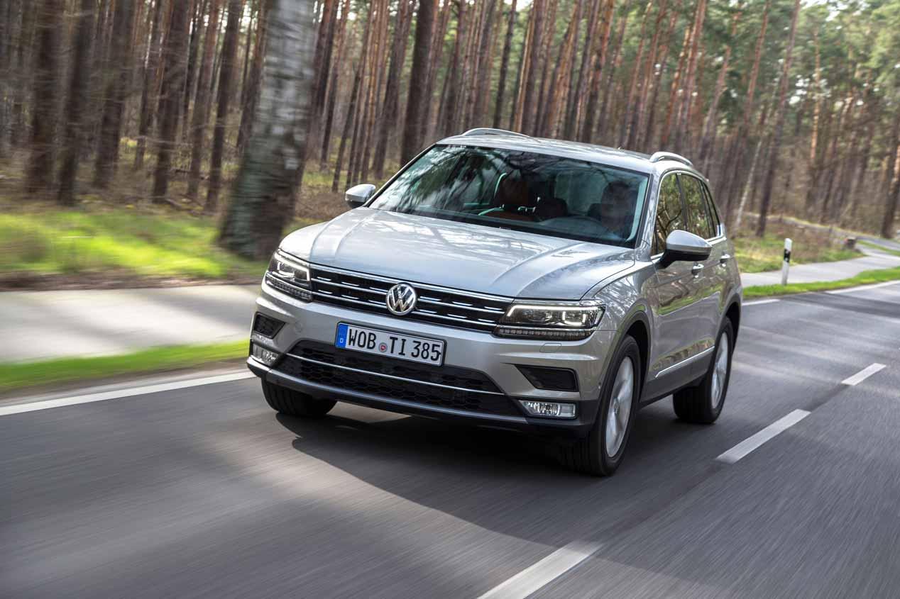 Volkswagen Tiguan Tech&Go, ya a la venta