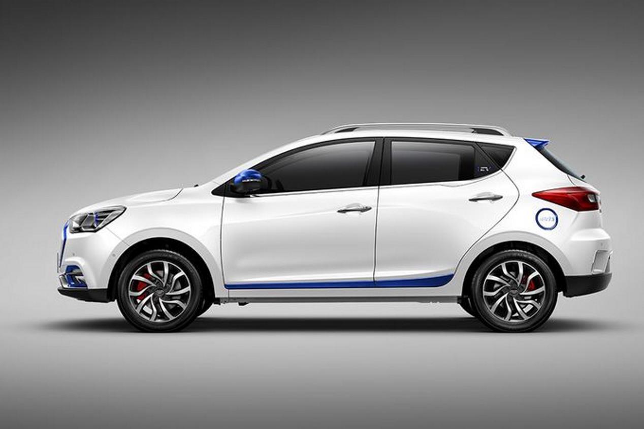 Así será el nuevo SUV eléctrico que Seat lanzará en China