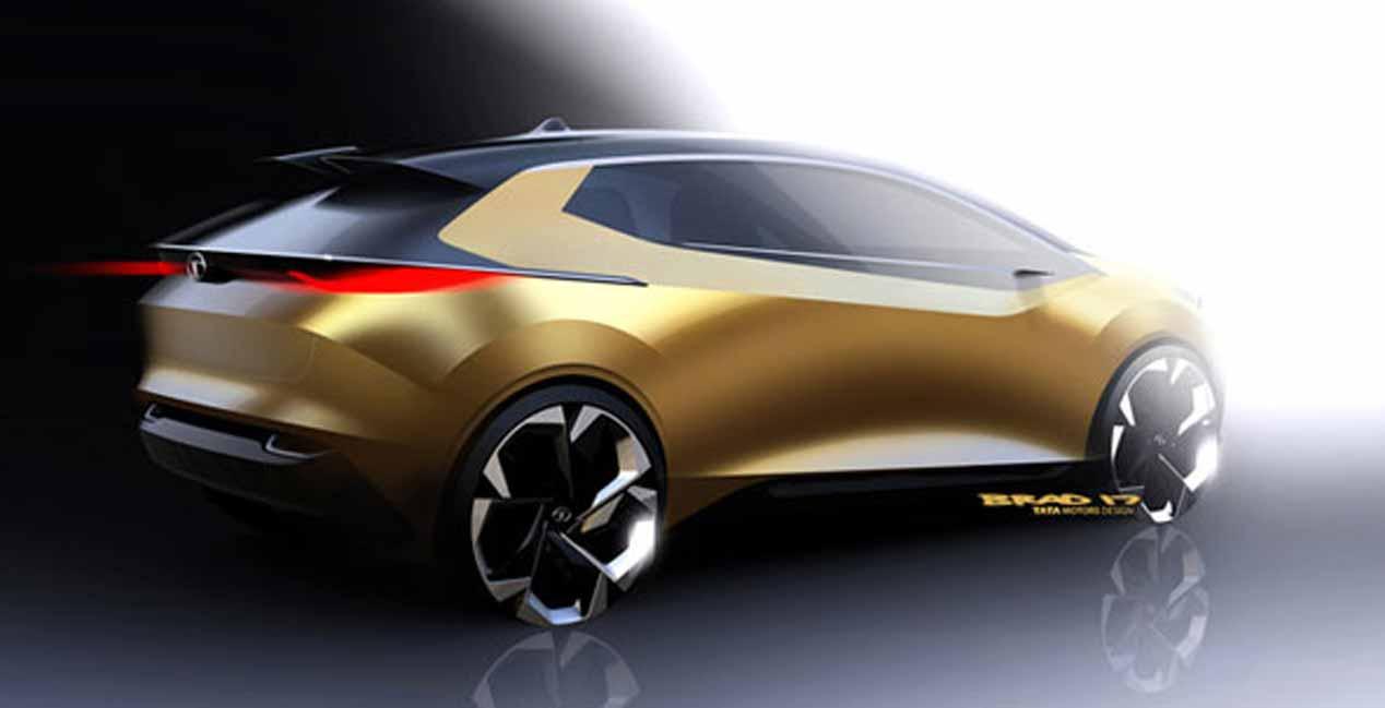 Tata H5X Concept: el nuevo SUV de bajo coste