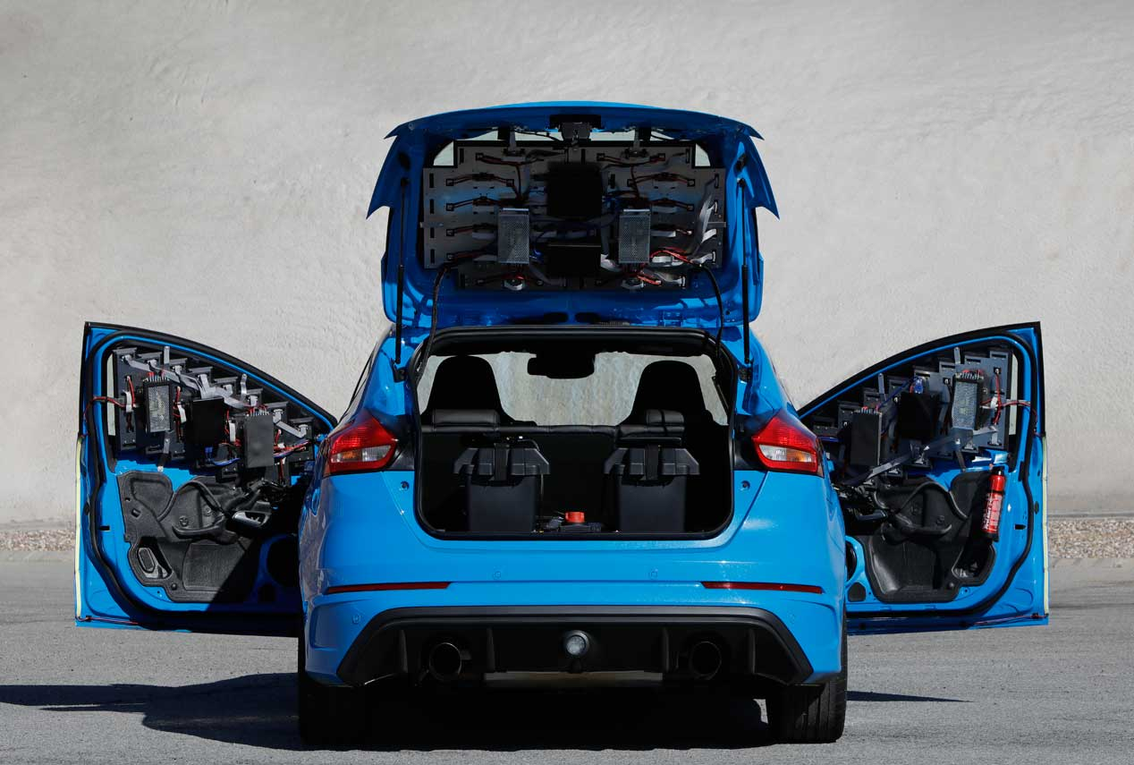 Fors Focus RS BuzzCar