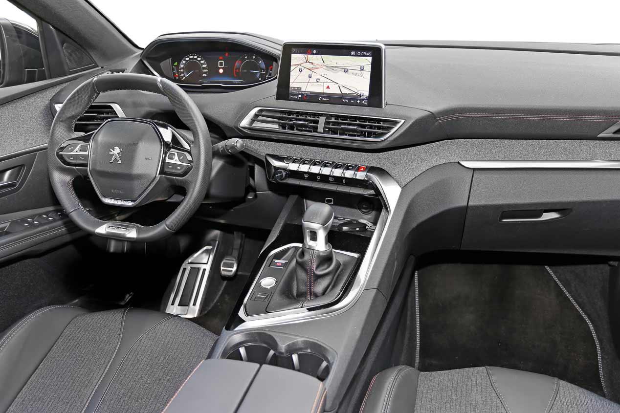 Peugeot 508 2018 revolucionario dise o e interior del for Interior 508 peugeot