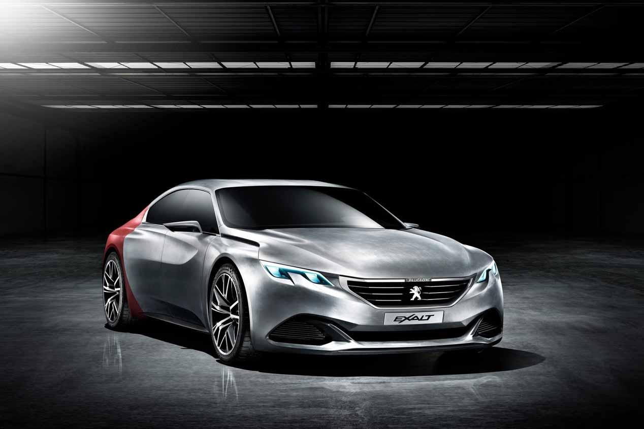 El nuevo Peugeot 508 2018, en el Salón de Ginebra
