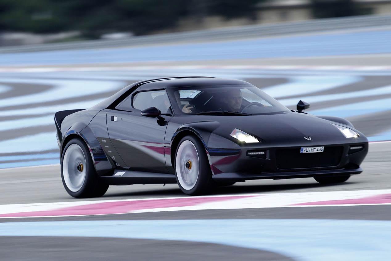 Vuelve el Lancia Stratos: gran novedad para el Salón de Ginebra
