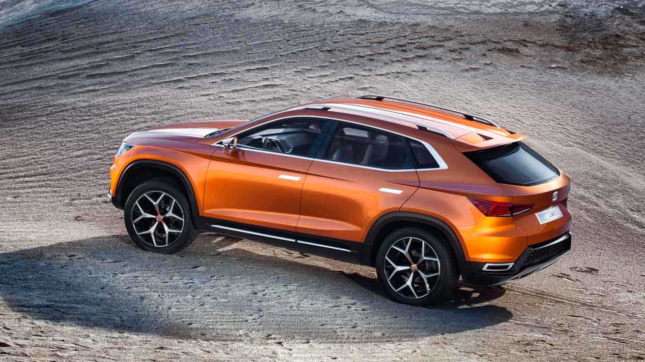 Seat Arona Vs Ateca >> OFICIAL: Seat Tarraco, el nombre del nuevo gran SUV de Seat | Autopista.es