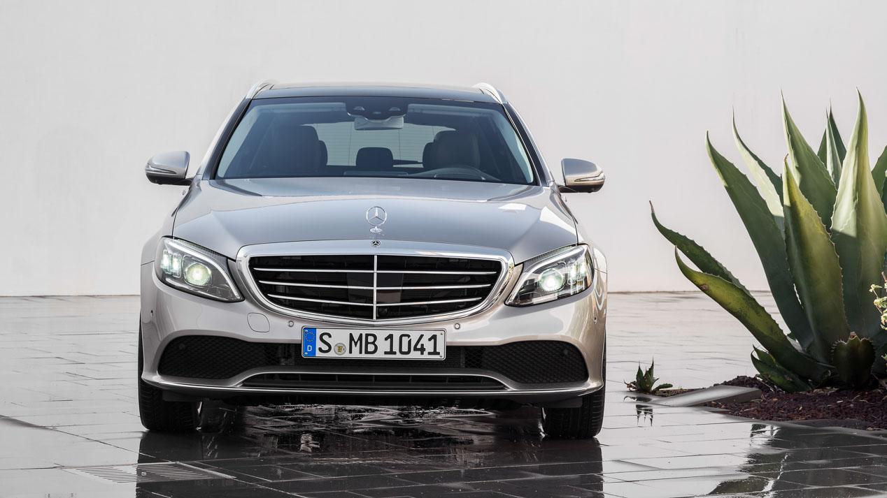 Mercedes Clase C 2018. Primeras fotos y datos oficiales