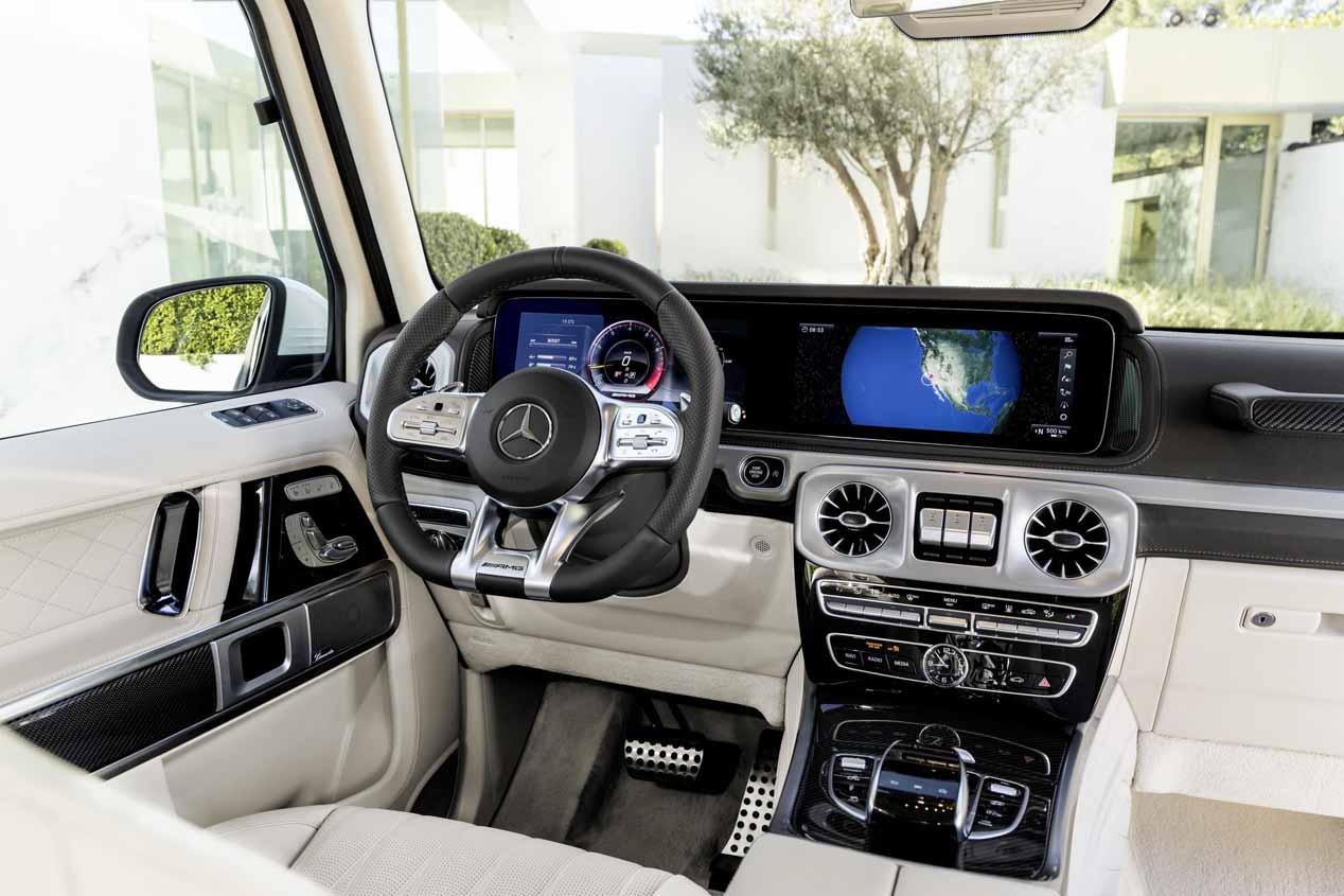 Mercedes-AMG G 63: las fotos del Clase G más deportivo