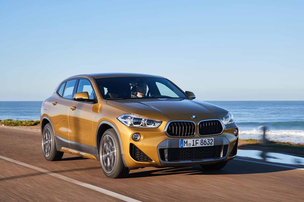 BMW X2 vs Volvo XC40: ¿qué nuevo SUV es mejor?