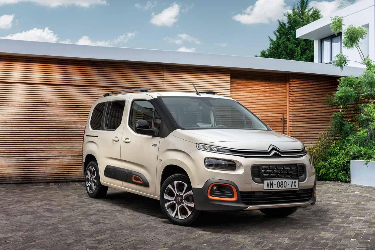 Citroën Berlingo 2018: sus mejores imágenes