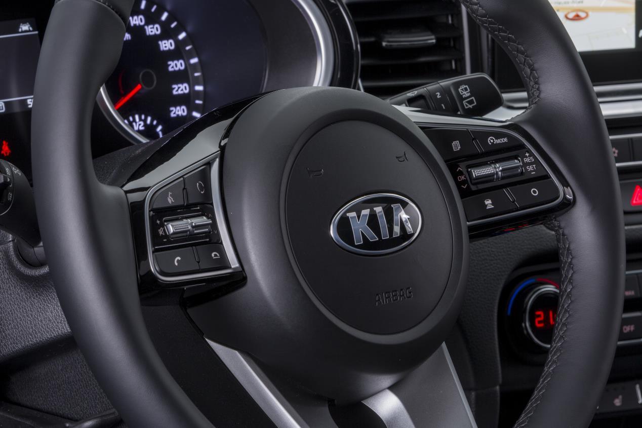 Kia Ceed 2018: todas las fotos del nuevo compacto