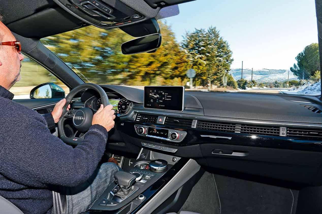 Audi A4 y BMW 320: ¿cuál es la mejor berlina de gasolina?