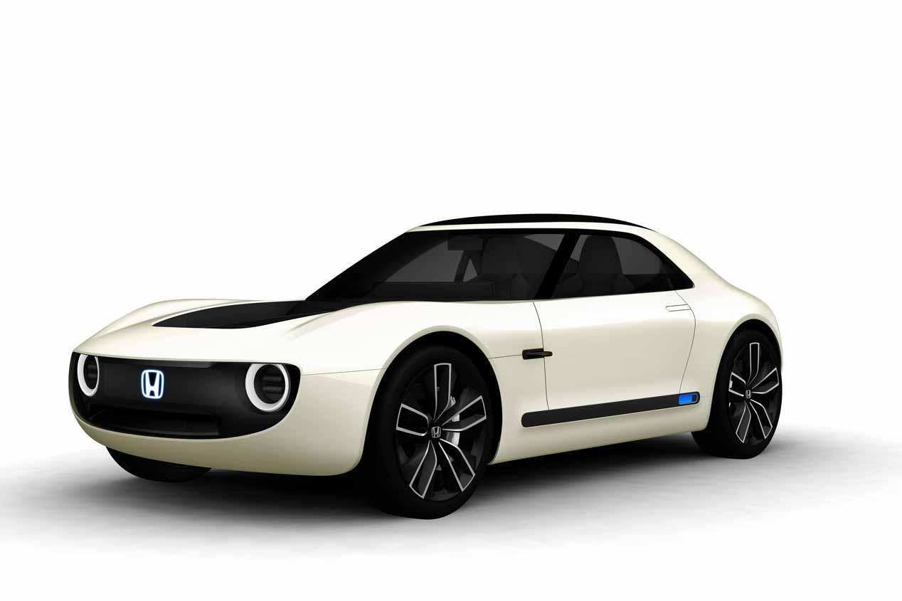 Los nuevos coches y SUV de Honda en el Salón de Ginebra 2018