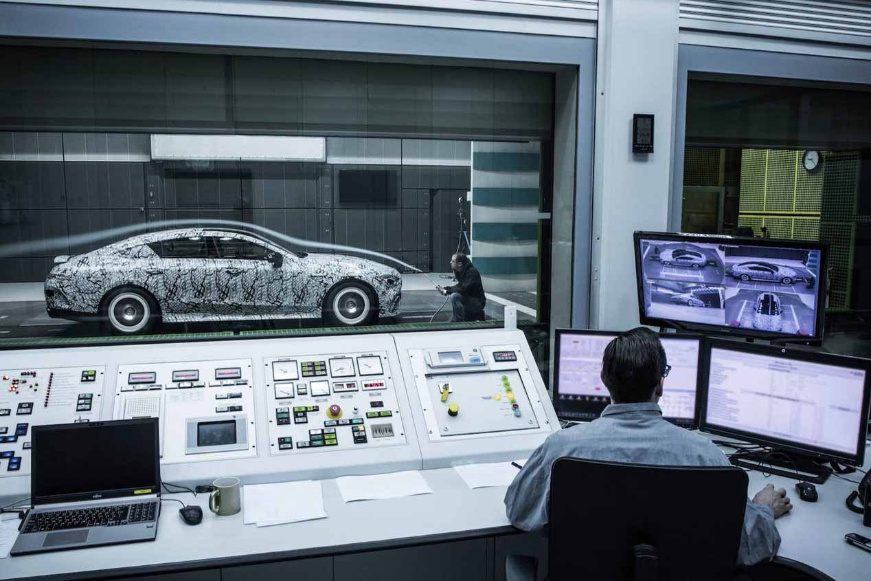 Los coches nuevos y SUV de Mercedes en el Salón de Ginebra