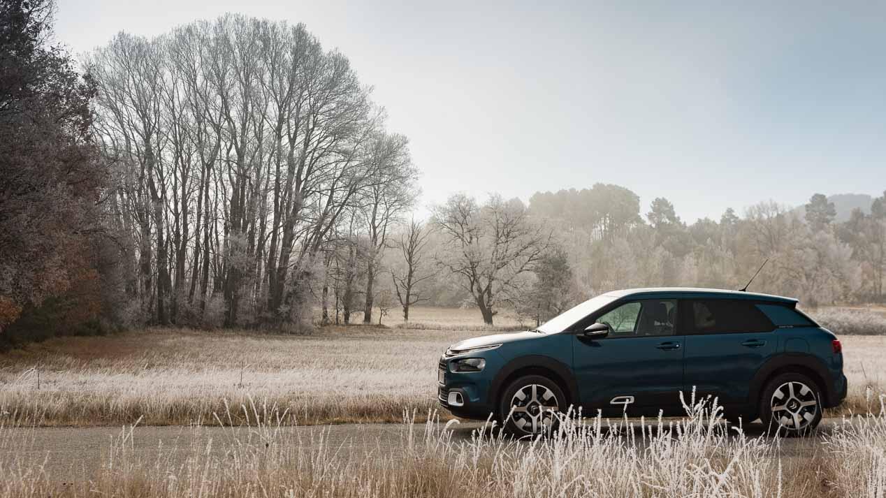 Citroën C4 Cactus 2018, renovado y enfocado al confort