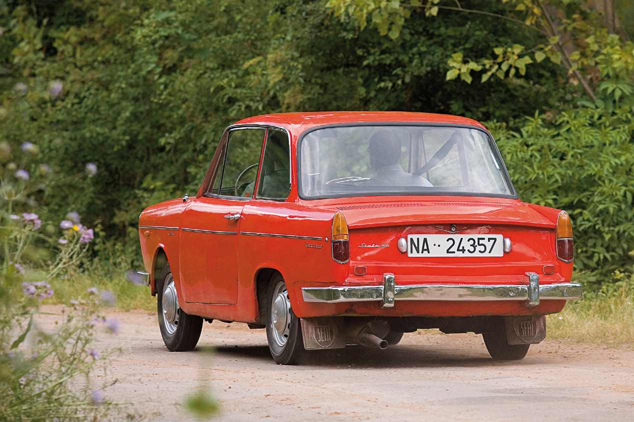 Siata Tarraco: así fue este deportivo desarrollado sobre un Seat 600