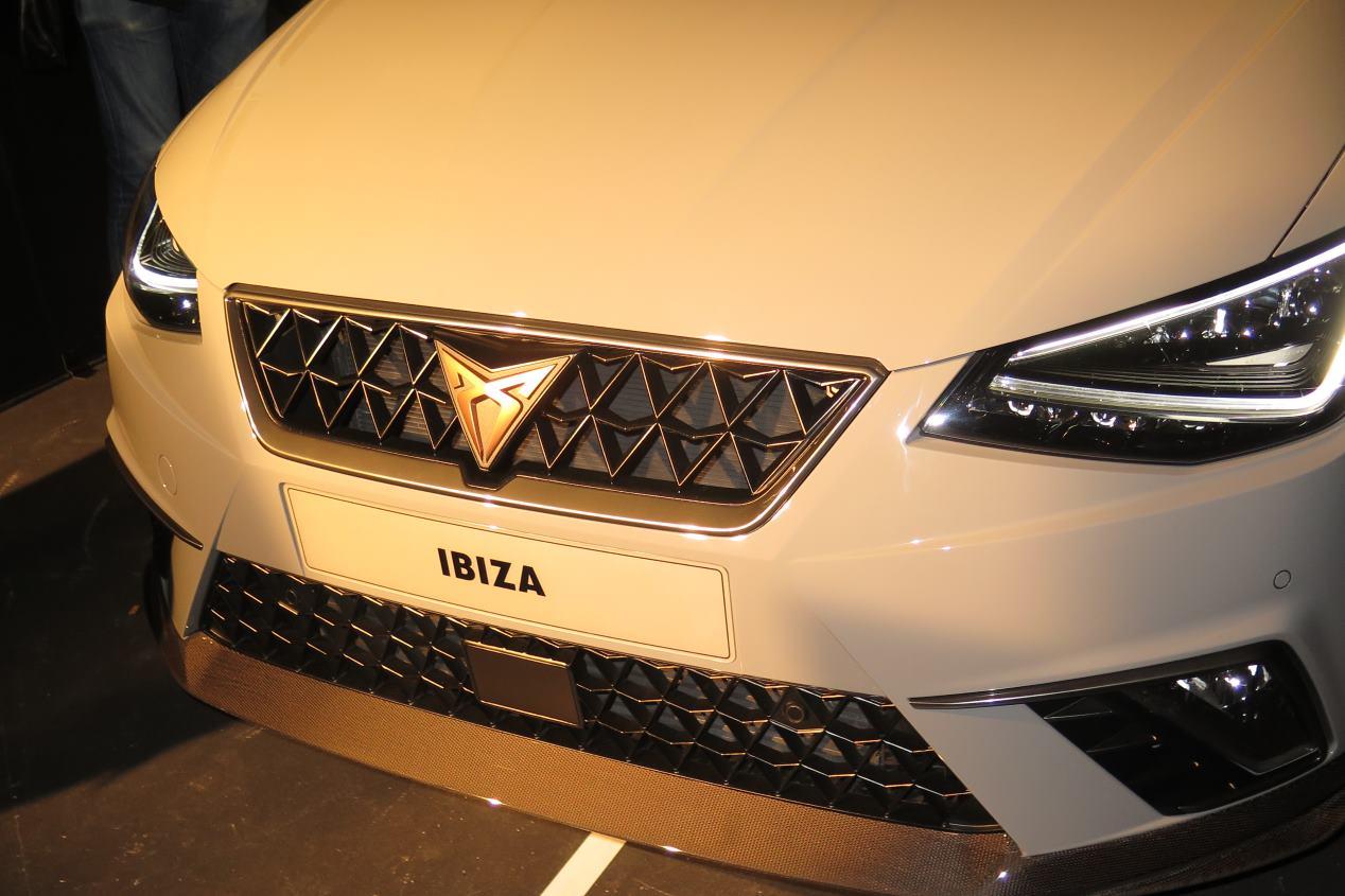 Cupra Ibiza Concept Car: el utilitario más deportivo