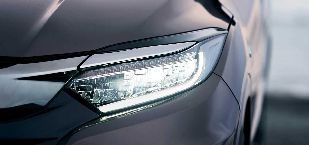 Honda HR-V 2018, renovación por dentro y fuera