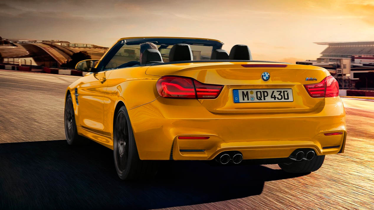 BMW M4 Convertible 30 aniversario