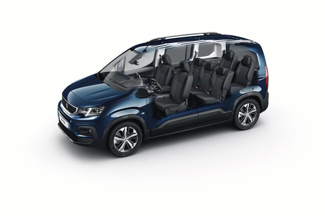 Peugeot Rifter: el nuevo vehículo familiar sustituto del Partner