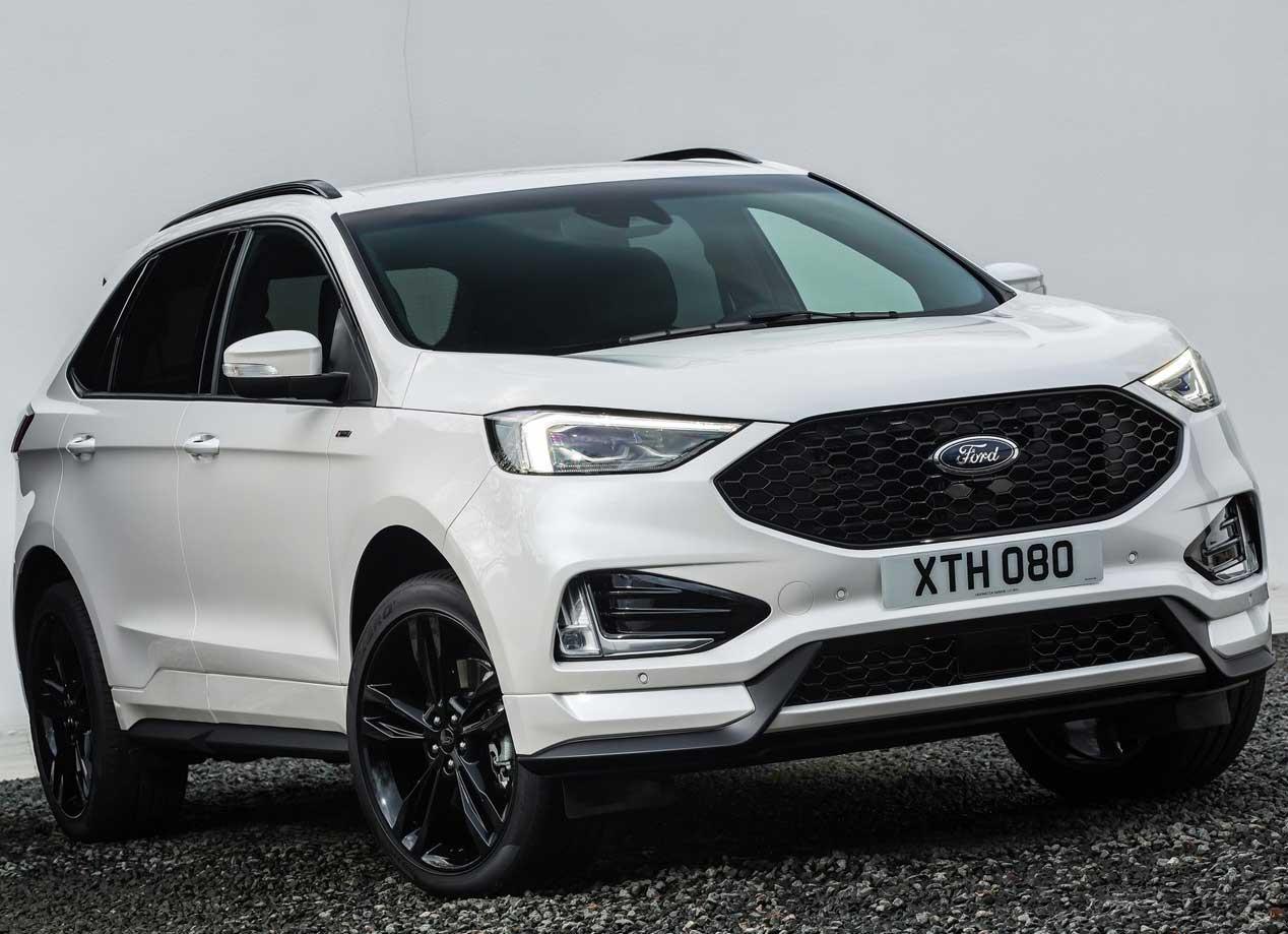 Ford Edge 2018, renovación por dentro y por fuera