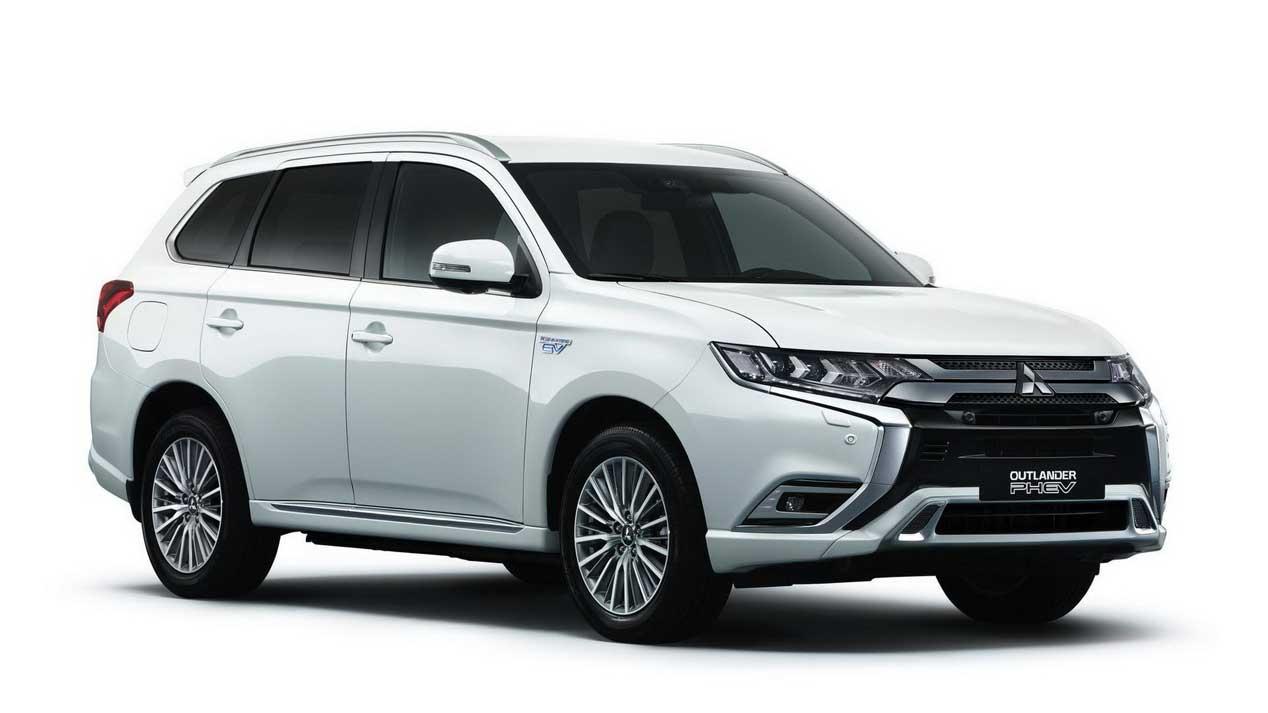Mitsubishi Outlander PHEV 2019, así es su renovación