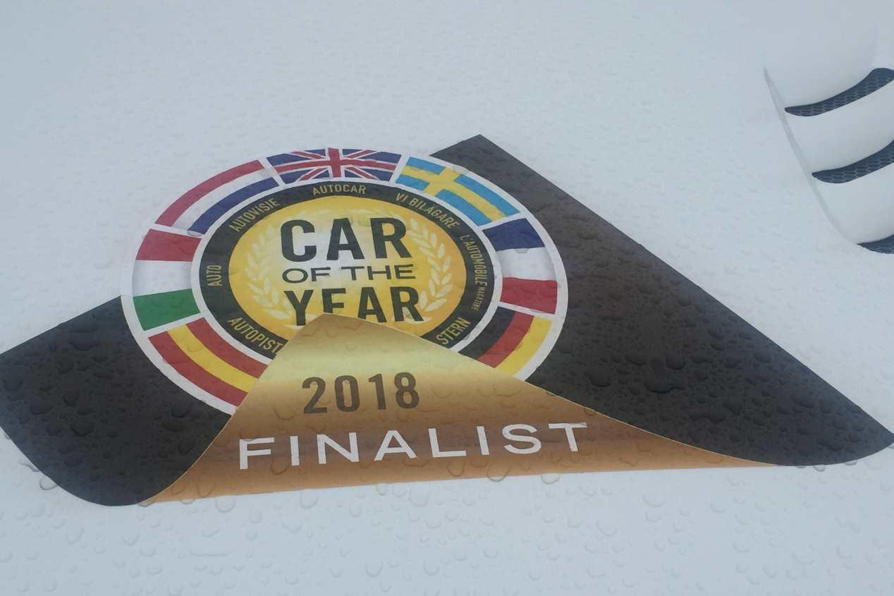 Car of the Year 2018: los 7 finalistas, reunidos en circuito