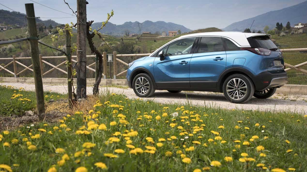 Opel incorpora el GLP al Crossland X