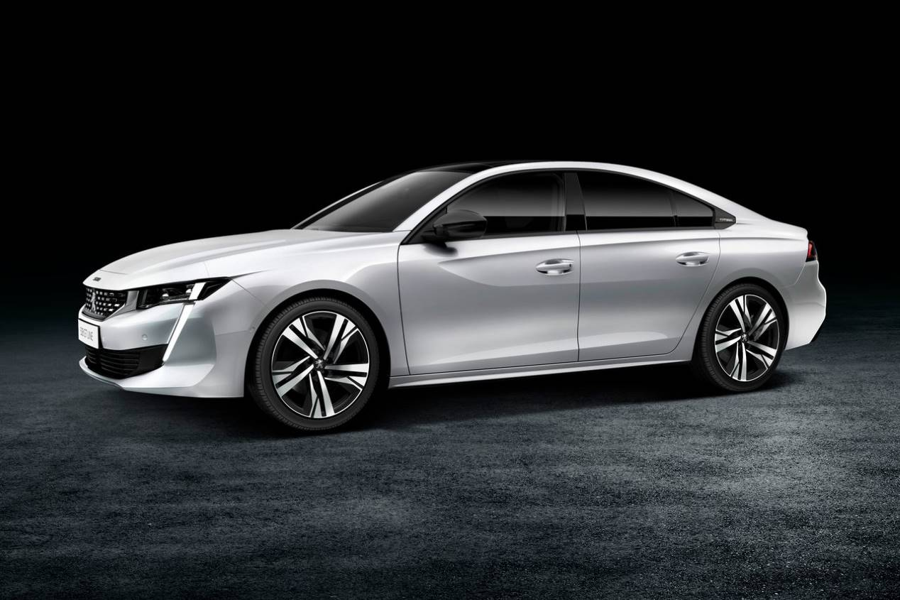 Peugeot 508: fotos y primer video de la nueva berlina