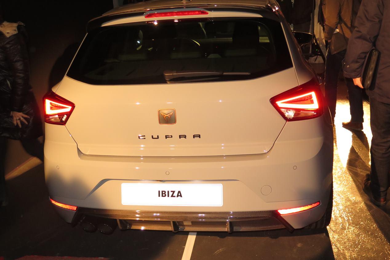 Así son los primeros Cupra como marca: Ateca, Ibiza y TCR