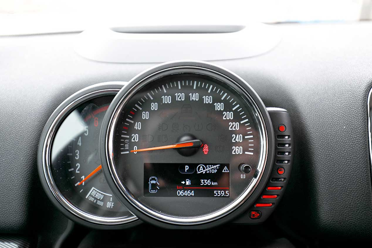 Audi Q2, VW T-Roc y Mini Countryman, supercomparativa SUV
