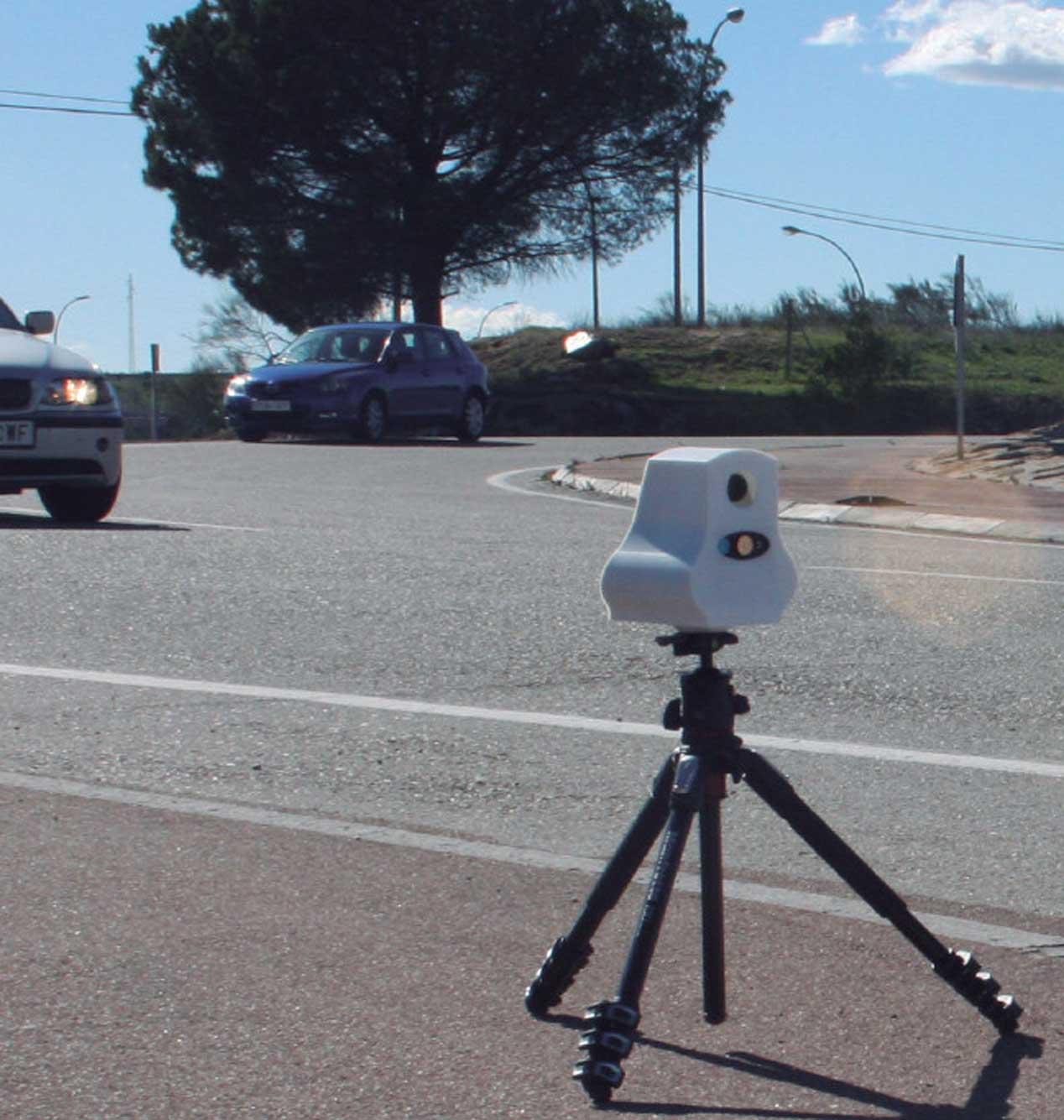 Velolaser, así son los nuevos radares de tamaño reducido