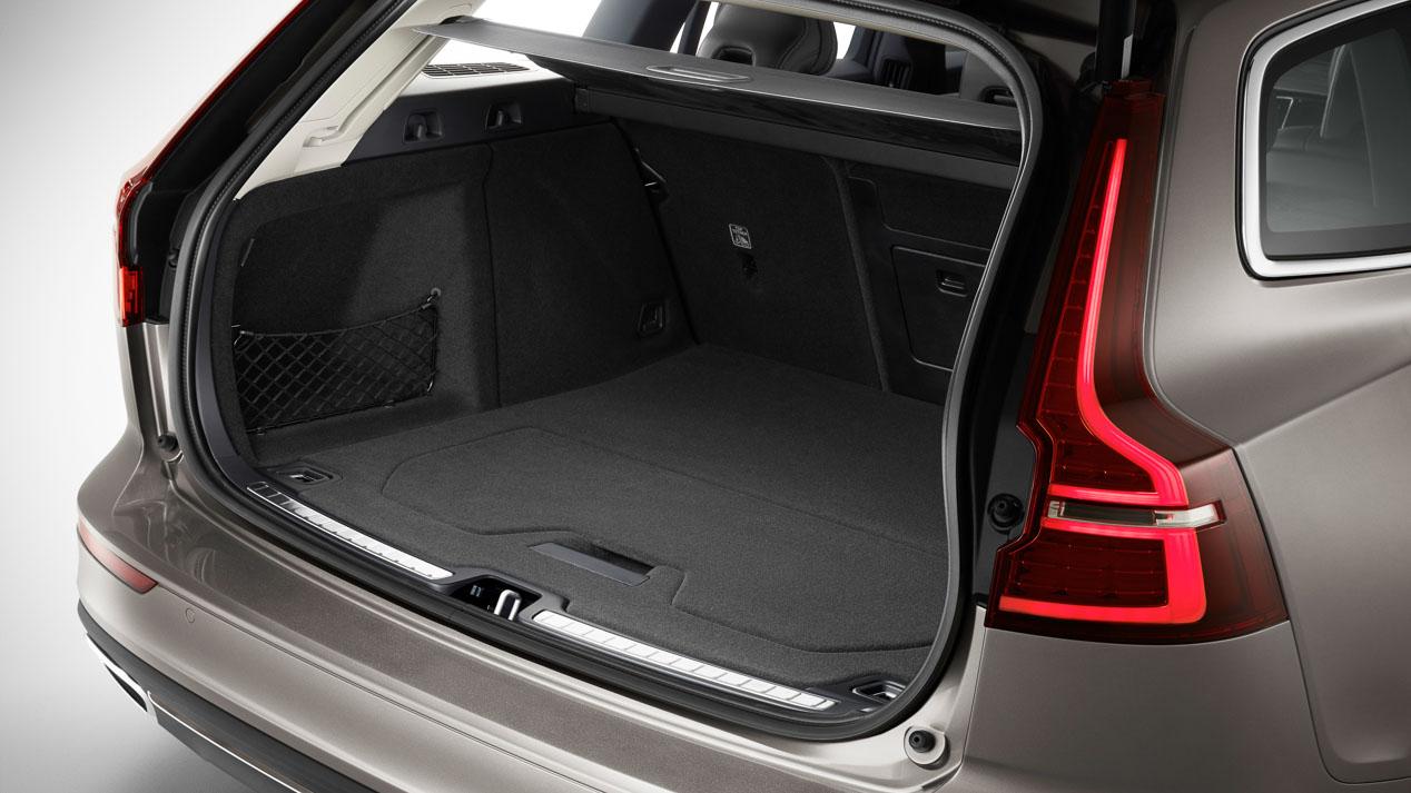 Volvo V60 2018: la nueva berlina familiar de Volvo está lista