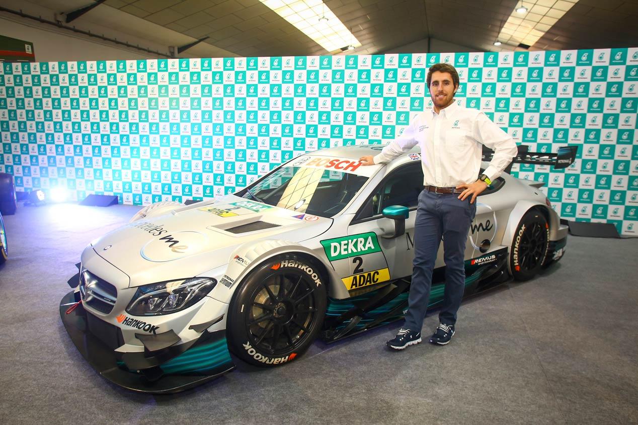 Charlamos con Dani Juncadella, piloto de Mercedes en el DTM