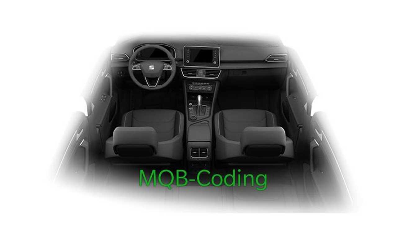 Así es será el interior del Seat Tarraco, filtradas las primeras imágenes