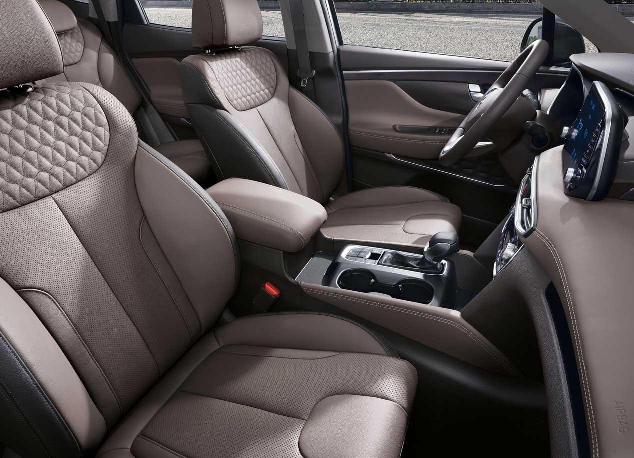 Hyundai Santa Fe 2018, todos los detalles del nuevo gran SUV