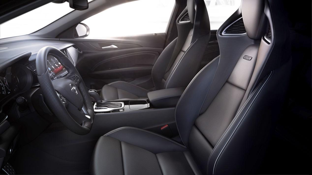 Opel Insignia GSI: vuelven las siglas de la deportividad más efectiva