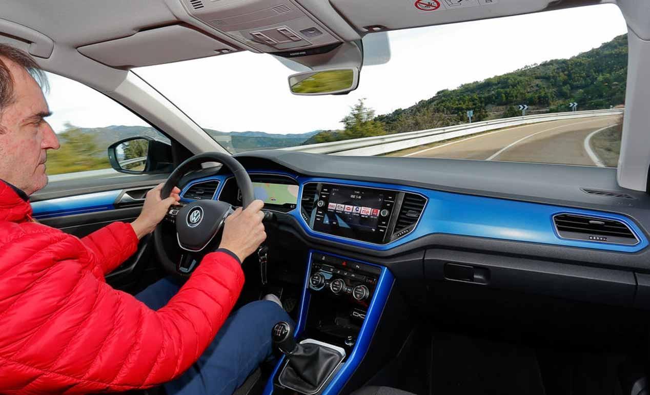 Volkswagen T-Roc Cabrio, ¿SUV en versión descapotable?