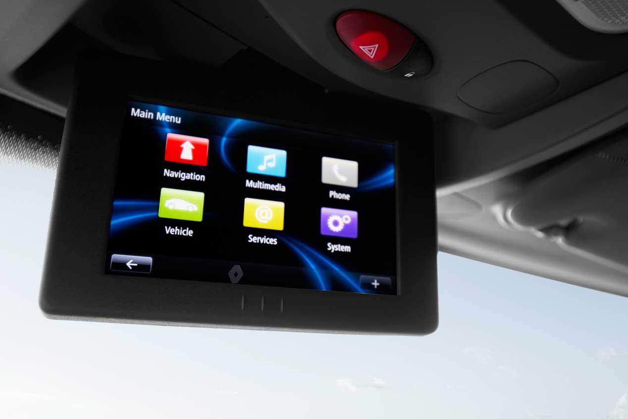 Renault Master ZE, su versión eléctrica en imágenes