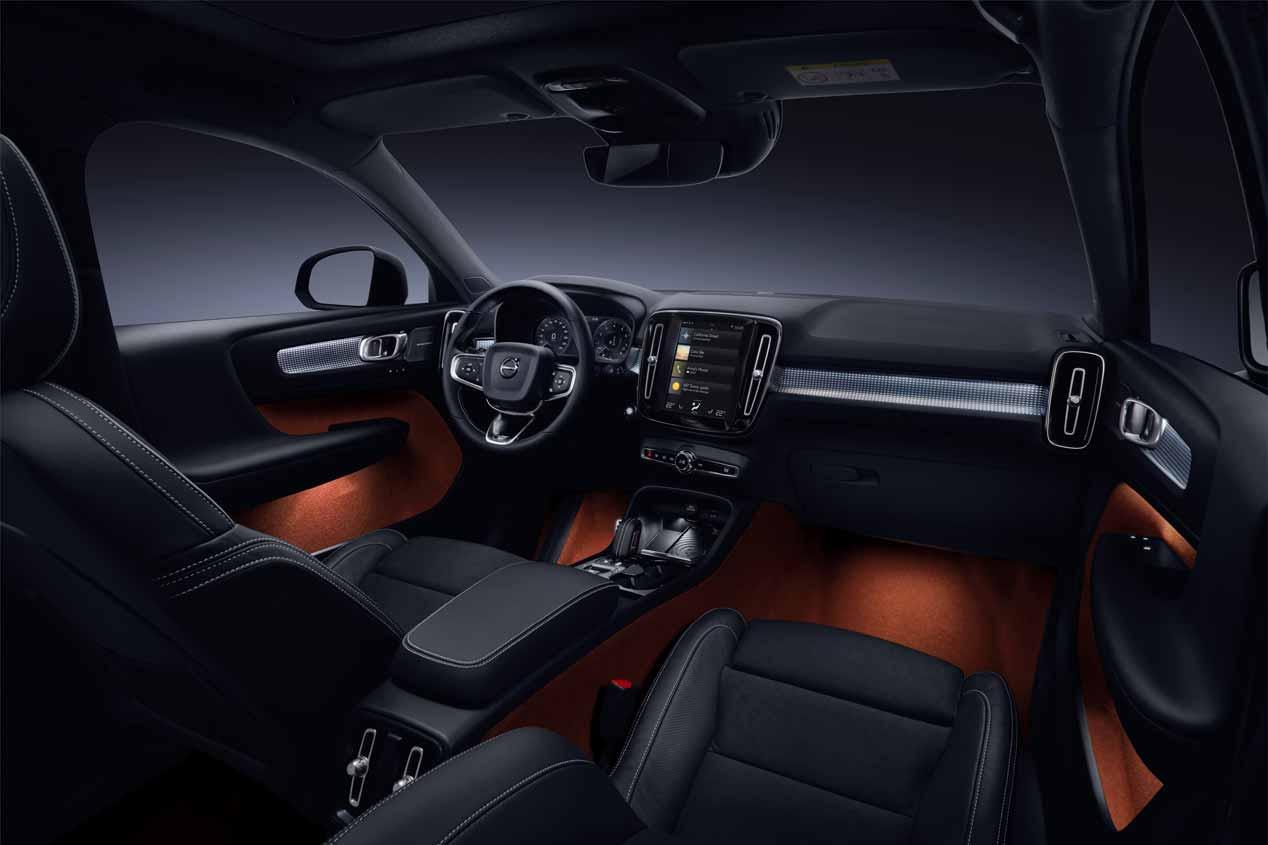 Volvo XC40: las claves del SUV finalista a Coche del Año en Europa 2018