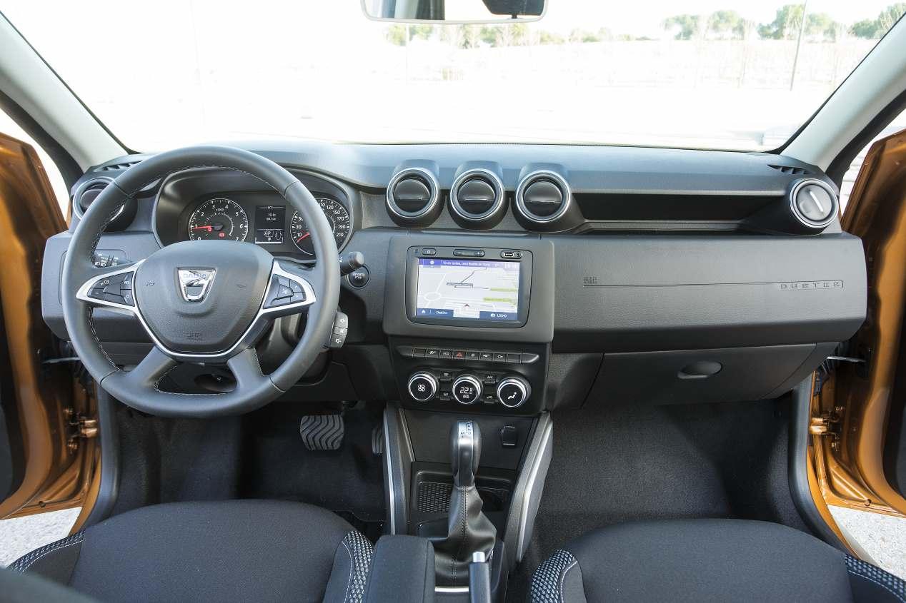 Dacia Duster 1.5 dCi: prueba a fondo del nuevo SUV
