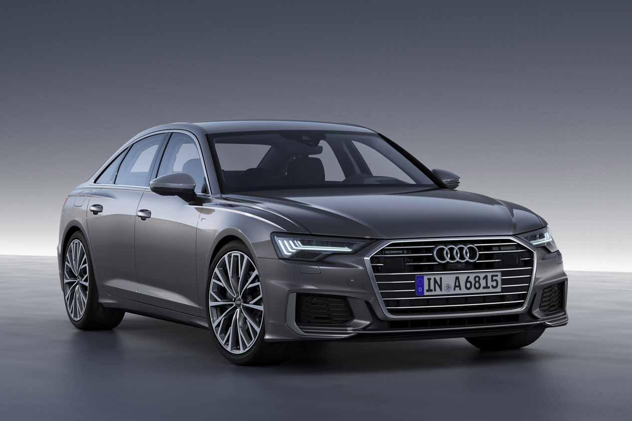 Audi A6 2018: sus mejores imágenes